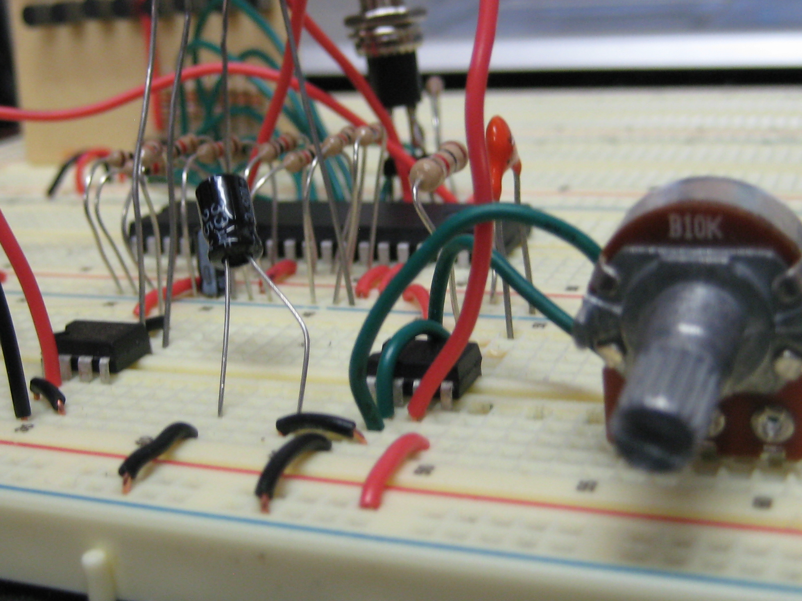 Single Step Instruction Circuit Z80 Computer Project 8085 Projects Blog Archive A Digital Timer Using Ne555 Share This